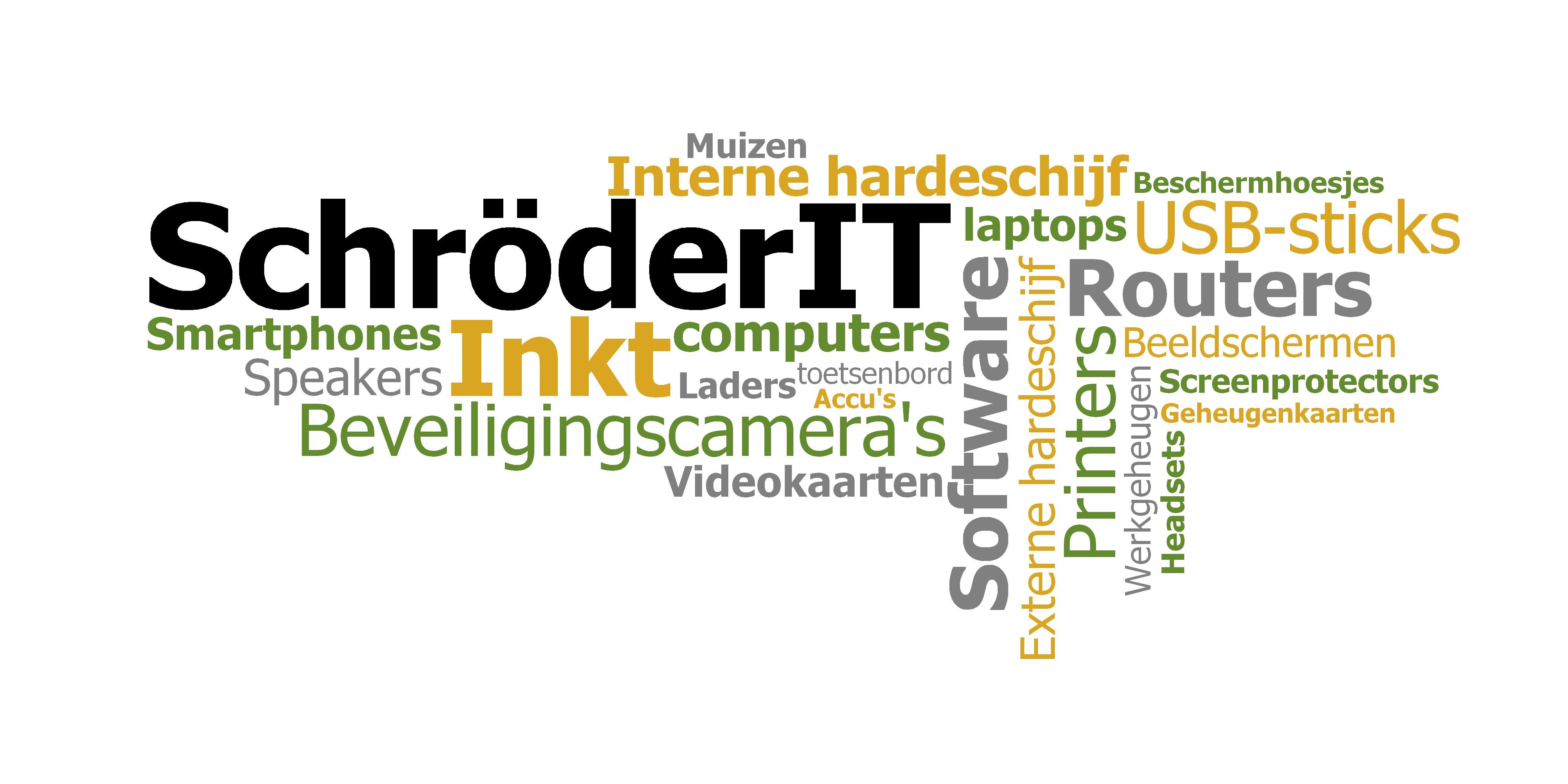 SchroderIT - Verkoop